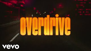Conan Gray - Overdrive (Official Lyric Video)