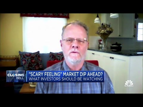 Why Tom McClellan is warning of a 'scary feeling' market dip