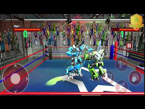 Robot Vs Robot Game । Fighting Robot Games । Robot Fighting Games 2 Players ✌Victor Gain