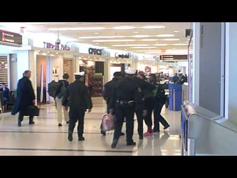 Philadelphia International Airport, TSA, and Law Enforcement February 15, 2011