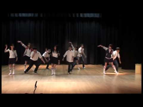 Lac Hong Unforgettable Dance Group 2011