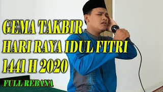 Download Mp3 Takbiran Hari Raya Idul Fitri 2020 | Lantunan Gema Takbir Syahdu Full Rebana