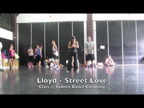Manuela's class to Lloyd   Street Love