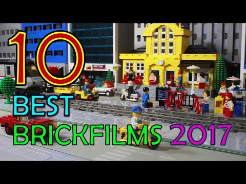 The 10 best Brickfilms of 2017