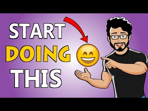 How To Be Happy Every Day (Animated Story)