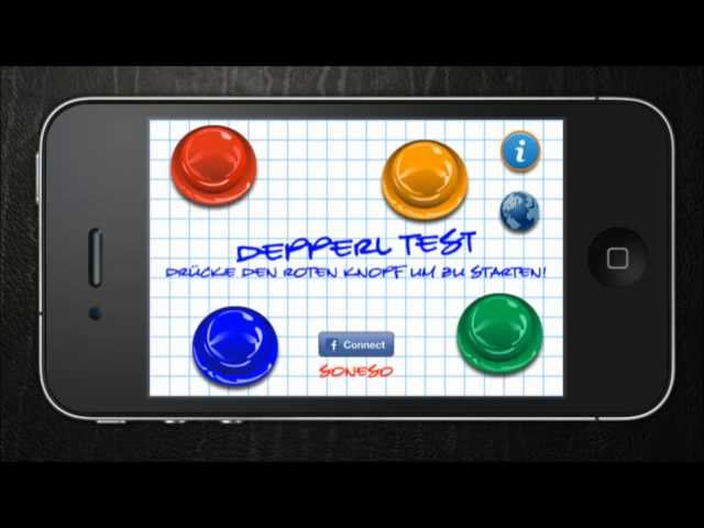 Depperl Test - App Review