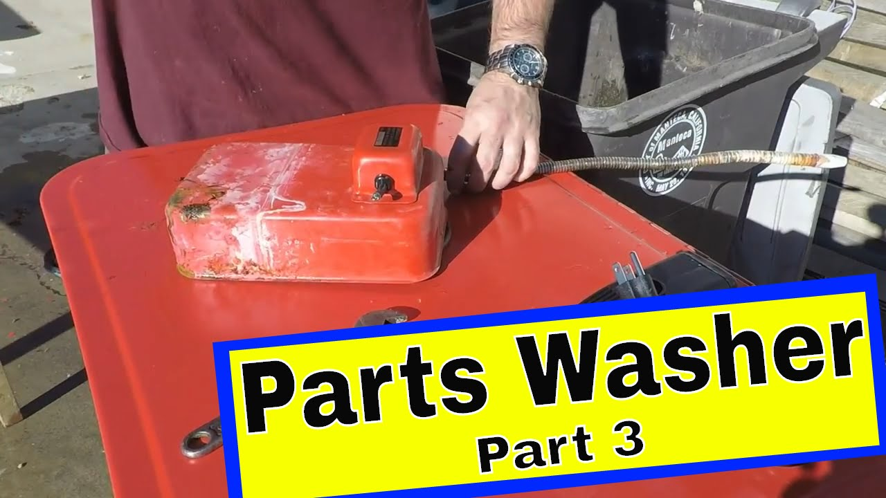 Harbor Freight Parts Catalog : Harbor freight gal car parts washer pump for cleaning