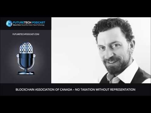 Blockchain Association of Canada – No Taxation Without Representation