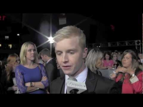 Noel Fisher Vladimir Talks Being a Part of the Romanian Coven in Breaking Dawn  Part 2