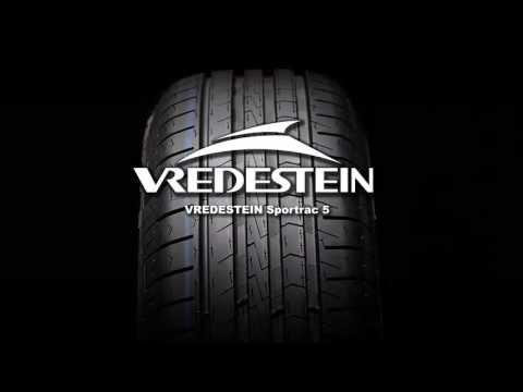 Резина VREDESTEIN Sportrac 5 - [Rezina.CC] (Лето)