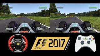 Pad Vs Wheel | Day 1 F1 2017