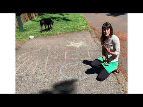 Sidewalk Chalk | Swindells Resource Center