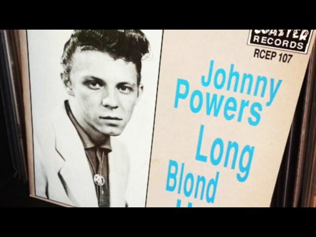 Johnny Powers - Long Blond Hair (1989)