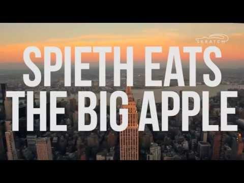 Masters Champ Jordan Spieth Hits New York