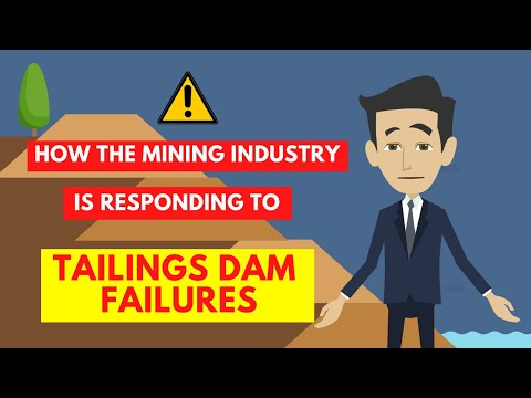 Ep.12 How the mining industry is responding to tailings dam failures