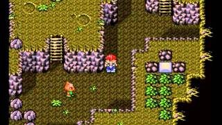 Let's Play Lufia II, Episode 05 - Getting Lost in a Cave