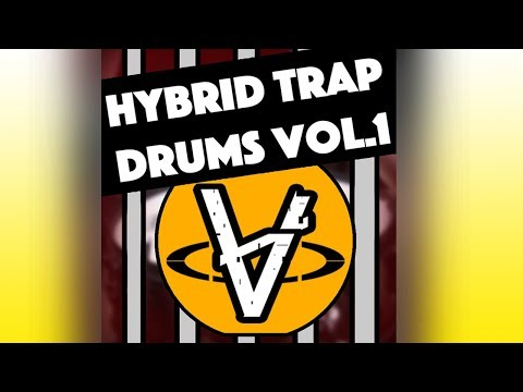 Hybrid Trap Drums Vol.1 Showcase