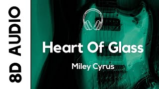 Miley Cyrus - Heart Of Glass (Live from the iHeart Festival) (8D AUDIO)