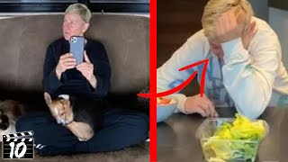 Top 10 Things Ellen Degeneres Was Caught Lying About