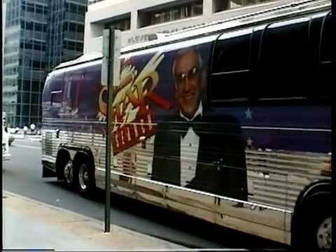 Ed McMahon Visits Colonial Penn in Philadelphia, 1994