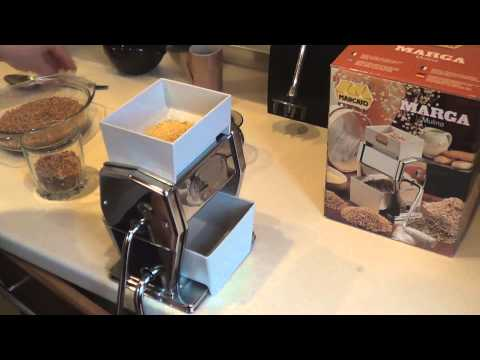 Мельница для помола зерна в домашних условиях