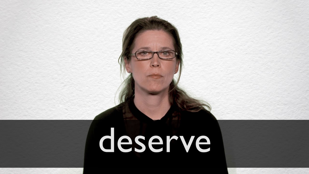 "Hindi Translation of ""deserve"" 