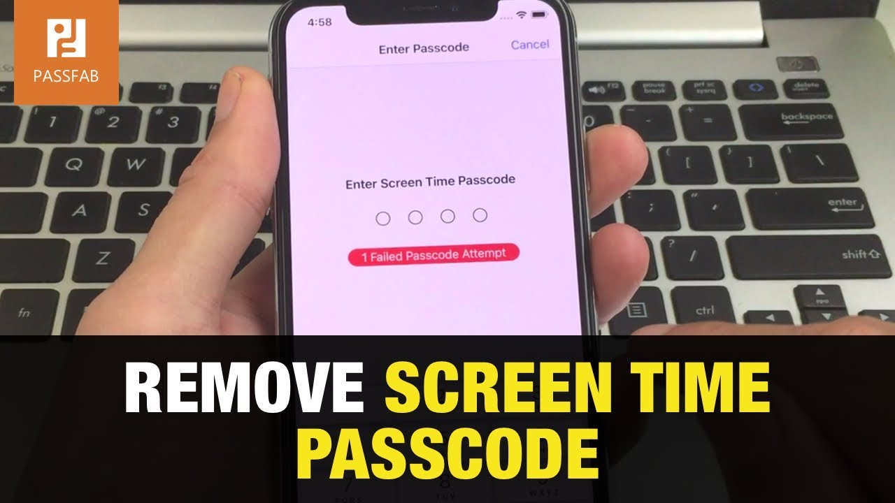 How to Unlock Screen Time without Knowing The Passcode [Test-Based]