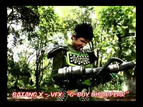 how to make vfx film