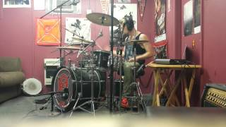 """Issues - """"Mad At Myself"""" - Drum Cover - Cody Butler"""