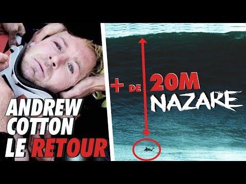 Elle a failli le tuer, il revient l'affronter : ANDREW COTTON vs NAZARE !