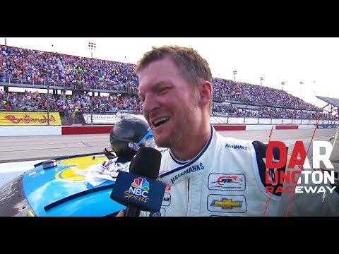 Social reaction from NASCAR's return at Darlington