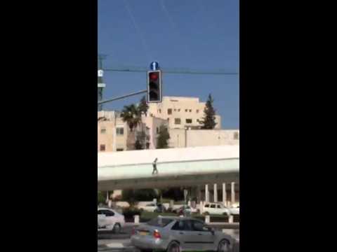 Magnificent Chords Bridge Jerusalem