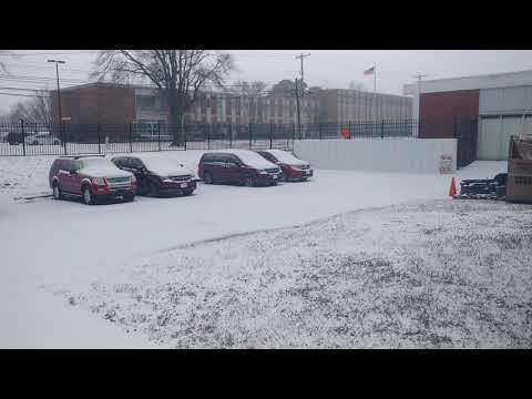 January 12, 2018 Memphis Blizzard
