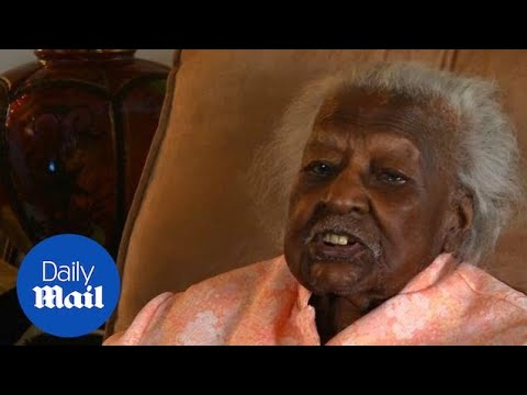 World's oldest person celebrates her 116th birthday in May - Daily Mail
