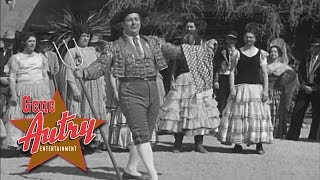 Smiley Burnette - Don Juan of Sevillio (from Comin' 'Round the Mountain 1936)