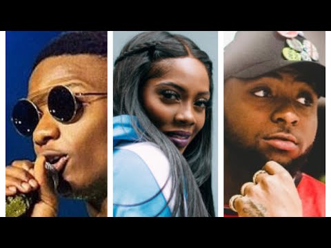 Davido confirms Wizkid & Tiwa Savage are in a relationship!