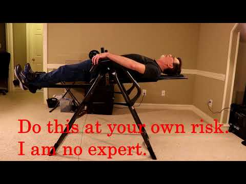 6 Best Teeter Inversion Tables