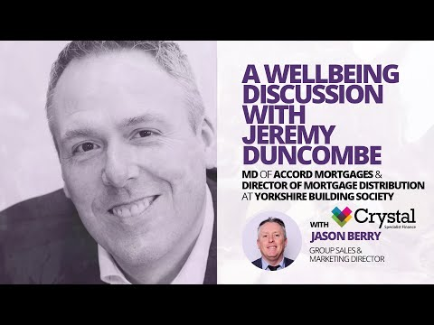 Wellbeing Discussion - Ep3 - with Jeremy Duncombe