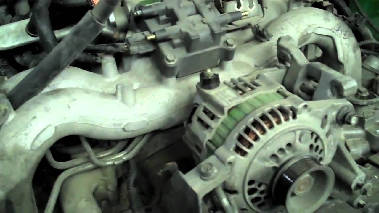 Installing Used Engine in 07 Impreza - NASIOC