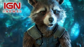 Raccoon That Inspired Guardians' Rocket Has Died - IGN News