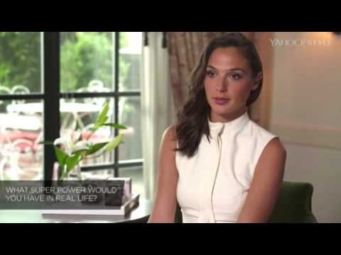 Gal Gadot Interview 2016 (Gal Gadot on Wonder Woman Batman vs ...
