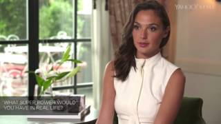 Gal Gadot Interview 2017 (Gal Gadot on Wonder Woman Batman vs Superman)