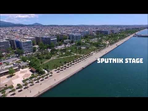 Thessaloniki Sputnik Festival Program | 6-7 Oct. Nea Paralia