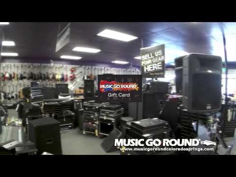 Music Go Round CO Springs - GIFT CARDS!!!