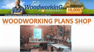 Woodworkers - Woodwork Projects