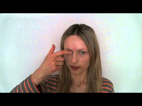 How to get rid of frown, furrow, glabella lines on forehead and face