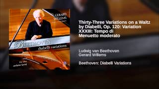 Thirty-Three Variations on a Waltz by Diabelli, Op. 120: Variation XXXIII: Tempo di Menuetto...