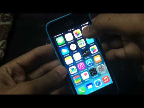 Iphone 5c review in Indian language