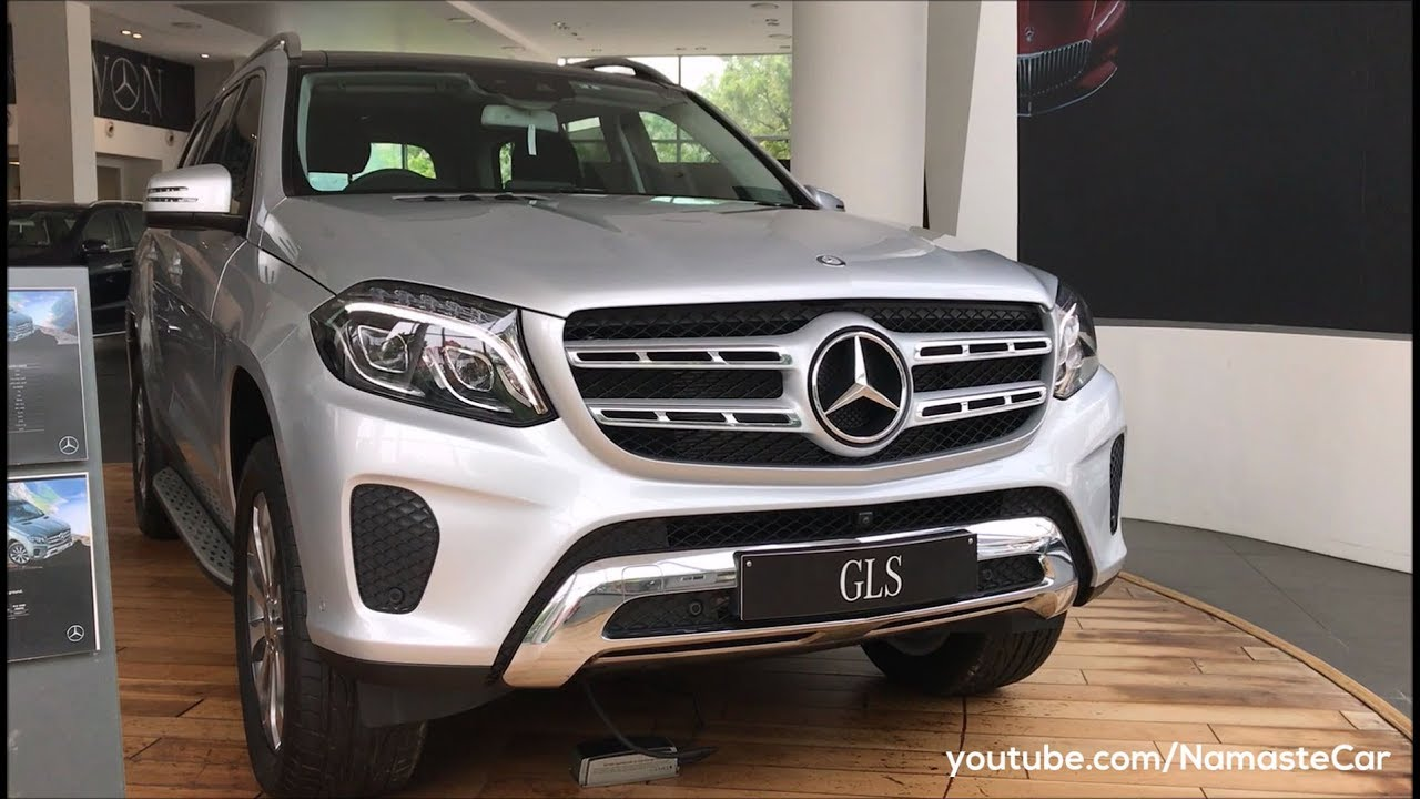 Mercedes benz sprinter svd1010 vip design by trimo youtube - Mercedes Benz Gls Class 400 4matic 2017 Real Life Review