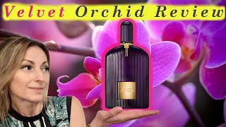 Tom Ford Velvet Orchid Review